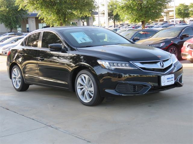 New Acura ILX With Technology Plus Package D Sedan In Fort - 2018 acura tsx navigation