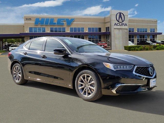 New 2020 Acura Tlx With Technology Package 4d Sedan In Fort Worth