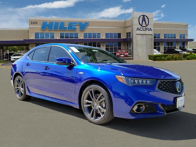 New 2020 Acura Tlx With A Spec Package 4d Sedan In Fort Worth A1967
