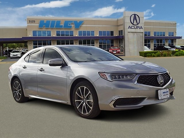 New 2018 Acura TLX 3 5 V-6 9-AT SH-AWD with Technology Package With  Navigation