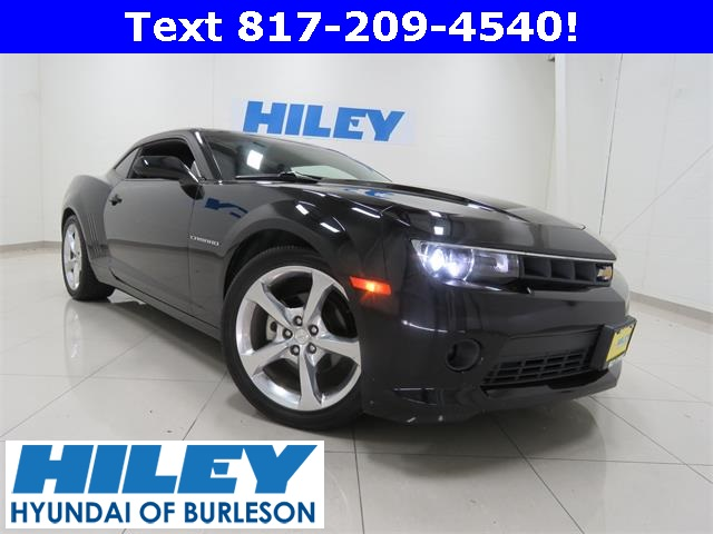 Pre Owned 2014 Chevrolet Camaro 2lt 2d Coupe In Fort Worth U1242b