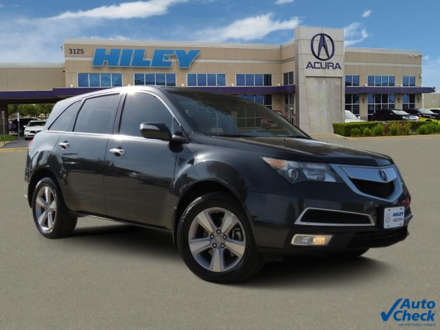 PreOwned Acura MDX Technology D Sport Utility In Fort Worth - Acura mdx pre owned