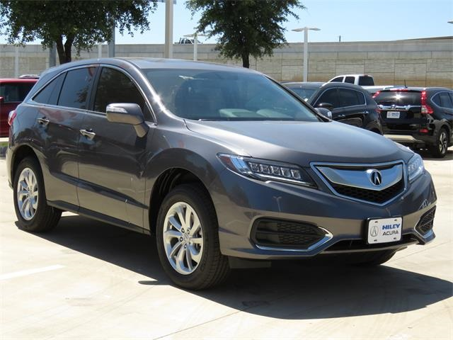 New Acura RDX With Technology Package D Sport Utility In Fort - 2018 acura rdx headlights