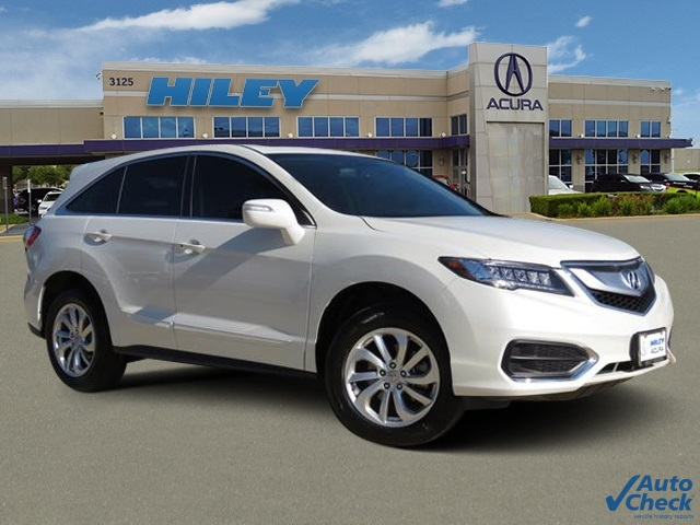 Certified PreOwned Acura RDX With Technology Package D Sport - Pre own acura