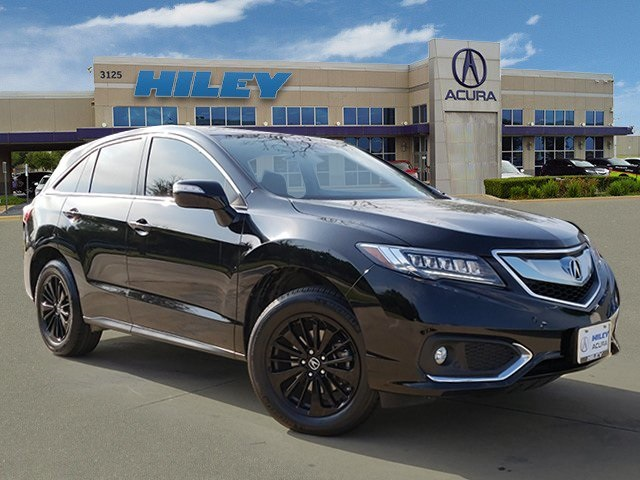 Certified Pre-Owned 2018 Acura RDX with Advance Package