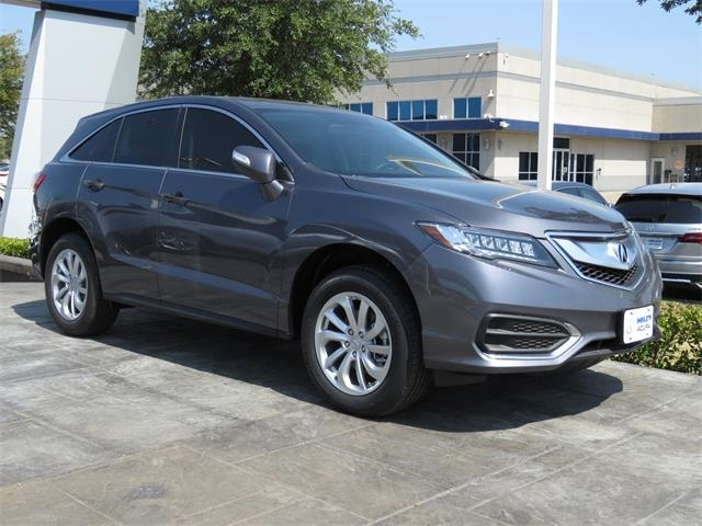 New Acura RDX AWD D Sport Utility In Fort Worth JL - 2018 acura rdx roof rails