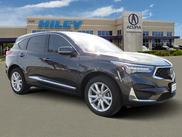 New 2019 Acura Rdx Base 4d Sport Utility In Fort Worth A1571