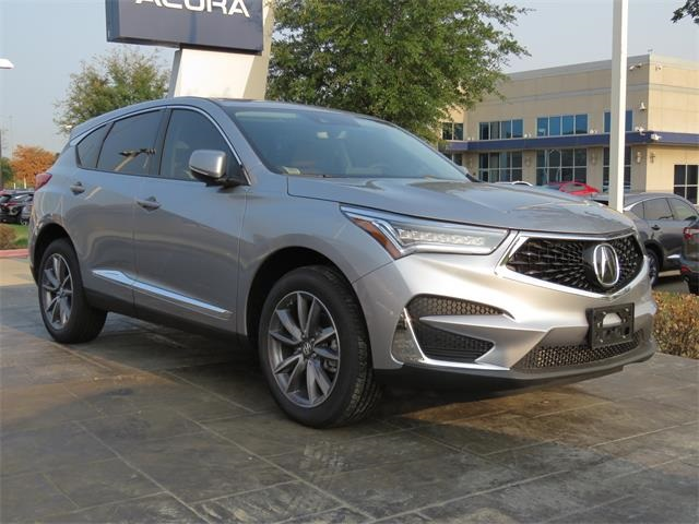 New Acura RDX TECH D Sport Utility In Fort Worth A - Acura rdx lease prices paid