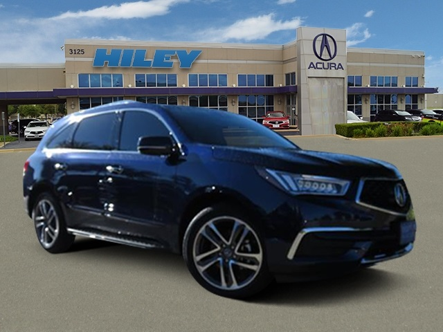 Pre Owned 2018 Acura Mdx With Technology Package