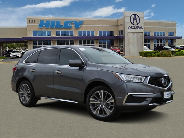 Certified PreOwned Acura MDX With Technology Package D Sport - Pre own acura