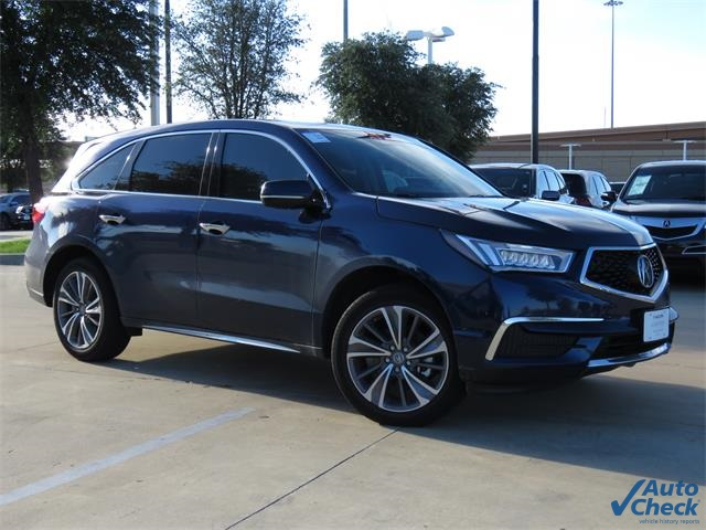 PreOwned Acura MDX L D Sport Utility In Fort Worth L - Acura mdx pre owned