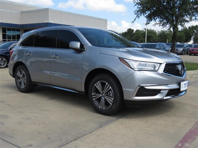 New Acura MDX SHAWD D Sport Utility In Fort Worth JL - 2018 acura mdx hitch