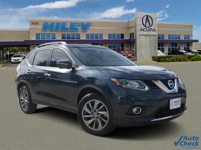 Pre Owned 2015 Nissan Rogue SL