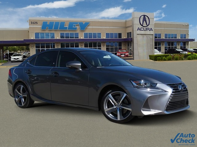 Captivating Pre Owned 2018 Lexus IS 300
