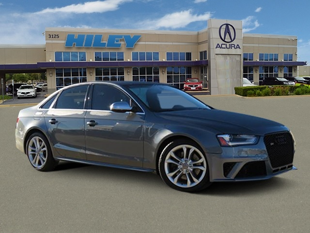Pre Owned 2013 Audi S4 30t Premium Plus 4d Sedan In Fort Worth