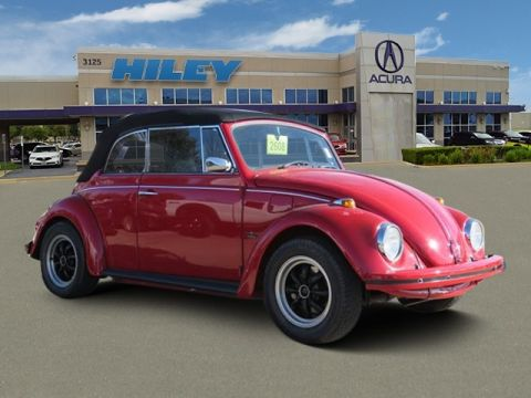 Pre-Owned 1969 Volkswagen Convertable