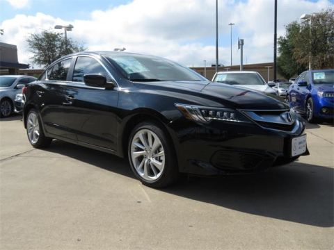 New 2018 Acura ILX with Premium Package