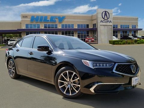 Certified Pre-Owned 2019 Acura TLX 3.5 V-6 9-AT P-AWS