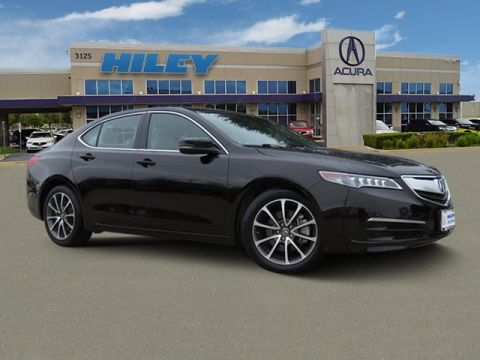 Certified Pre-Owned 2017 Acura TLX 3.5 V-6 9-AT P-AWS
