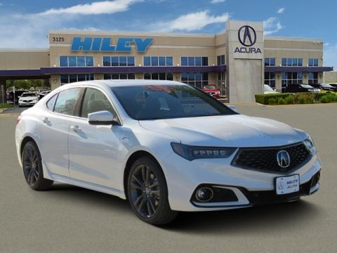 Pre-Owned 2019 Acura TLX 3.5L Technology Pkg w/A-Spec Pkg