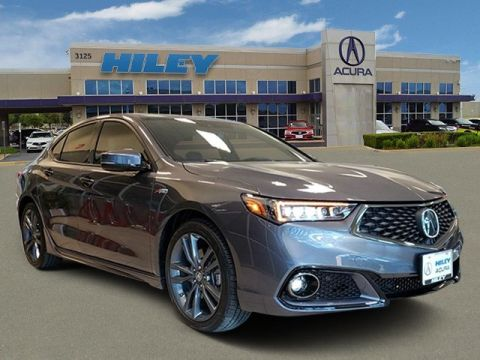 Certified Pre-Owned 2019 Acura TLX 3.5 V-6 9-AT SH-AWD with A-SPEC