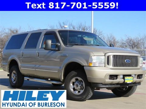 Pre-Owned 2004 Ford Excursion Limited