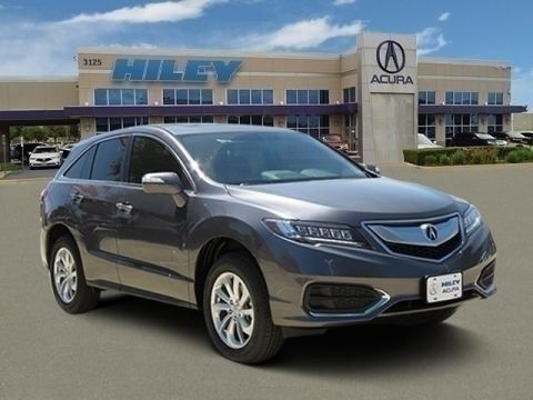 New 2018 Acura RDX with Technology Package