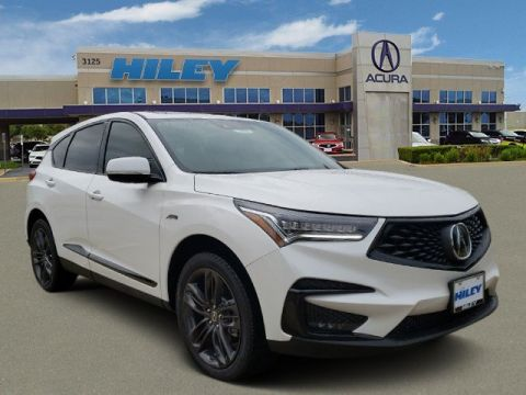 New 2020 Acura RDX with A-Spec Package