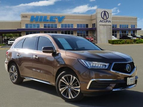 Certified Pre-Owned 2019 Acura MDX TECH 6P ENT