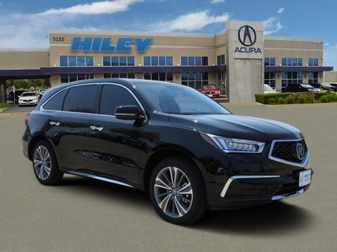 Pre-Owned 2018 Acura MDX with Technology and Entertainment Packages