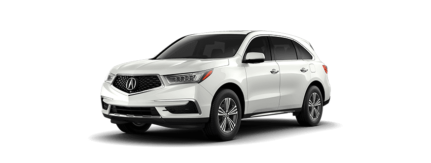 New 2020 Acura MDX SH-AWD